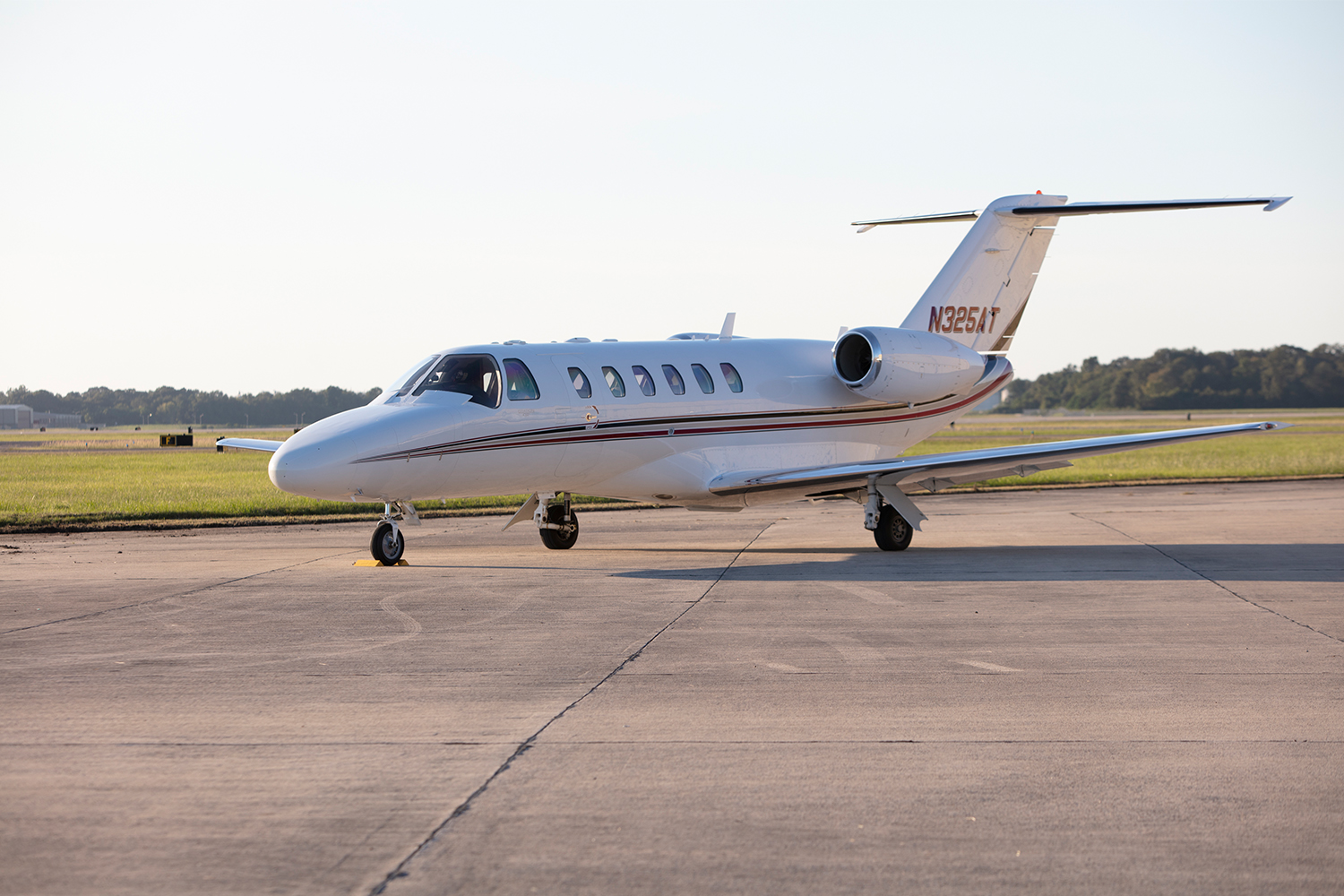 Baton Rouge Air Charter Fleet - Citation CJ2+ - BTR Air Charter