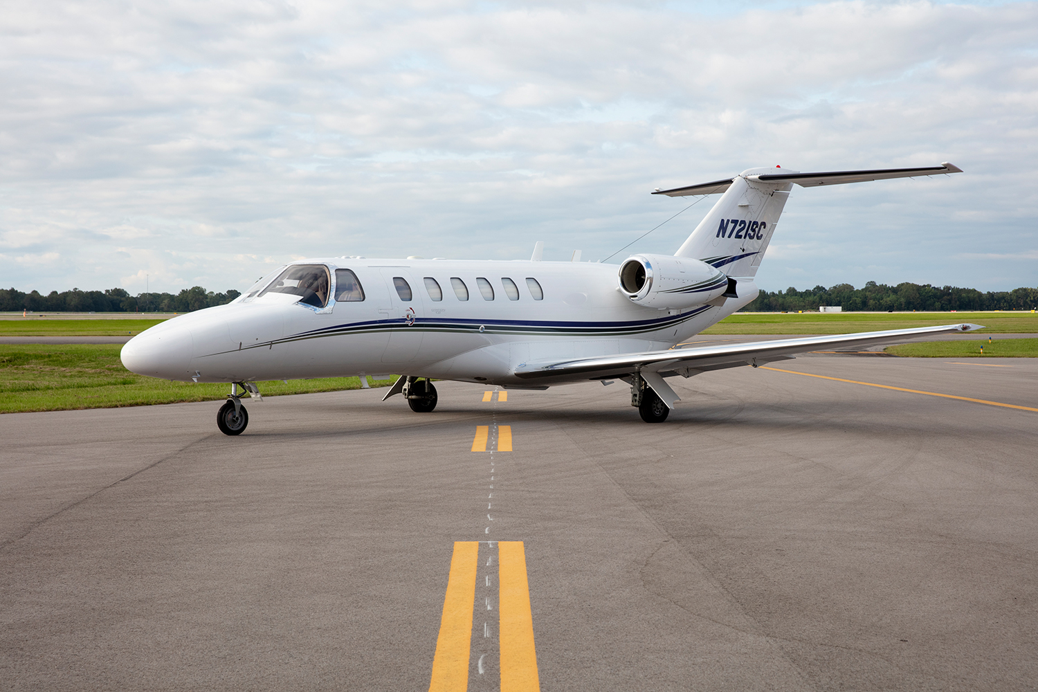 Baton Rouge Air Charter Fleet - Citation CJ2 - BTR Air Charter